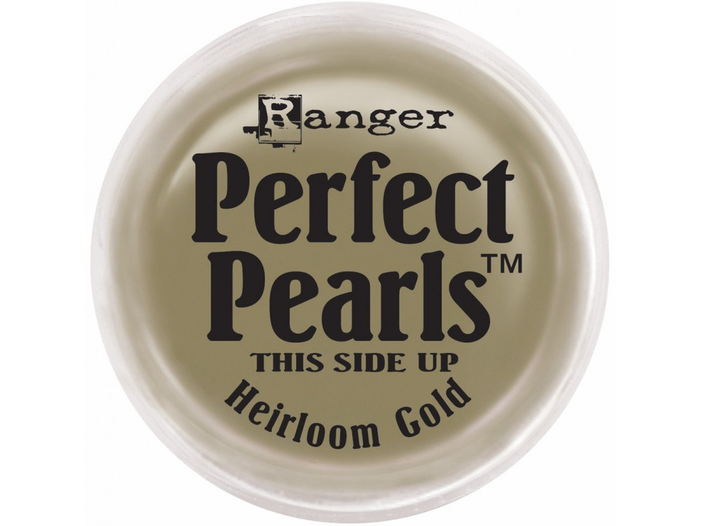 Pigment Perfect Pearls - Ranger - Heirloom Gold