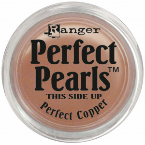 Perfect Pearls Pigment Powders - Ranger - Perfect Copper