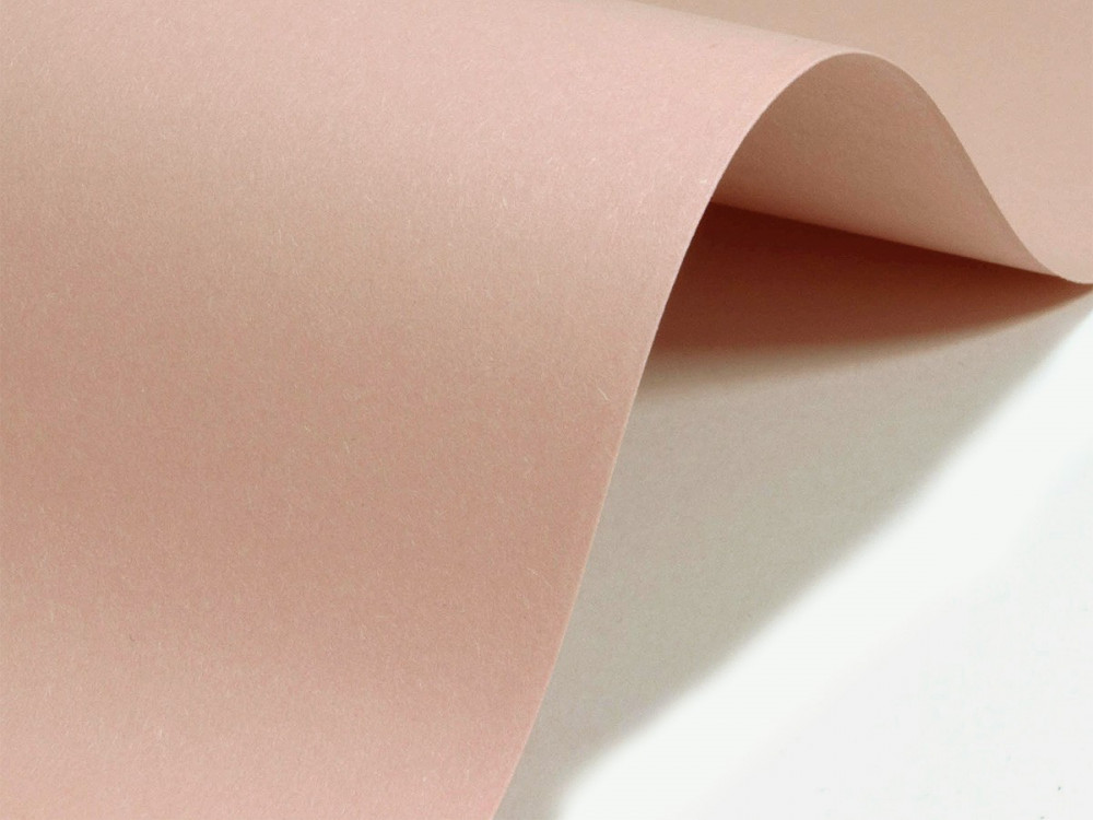 Woodstock Paper 140g - Cipria, pale pink, A4, 20 sheets
