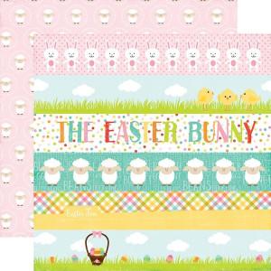 Papier Echo Park - Celebrate Easter - 4x6 Journaling Cards