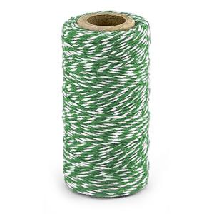 Sznurek piekarski 50 m zielony