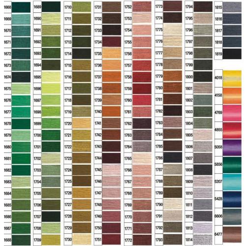Mulina Ariadna 8 m 330 kolorów