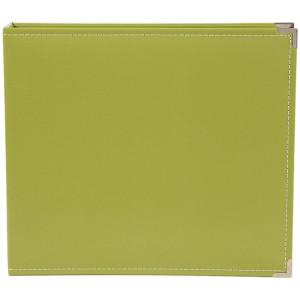 Album zielony - SN@P! Faux Leather - Simple Stories