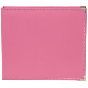 Album zielony 30x30 cm - SN@P! Faux Leather - Simple Stories