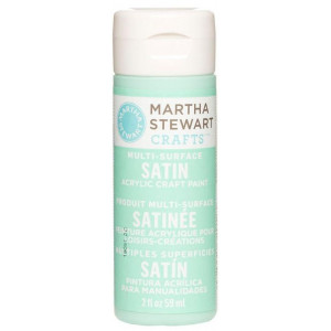 Satynowa farba akrylowa - Beach Glass - Martha Stewart