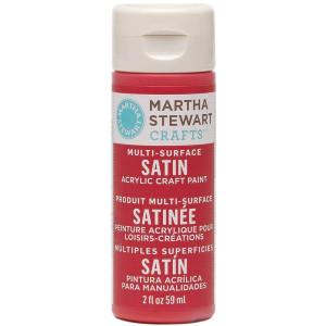 Satynowa farba akrylowa - Green Curry - Martha Stewart