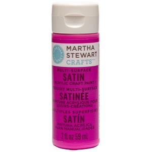 Satynowa farba akrylowa - Marmalade - Martha Stewart