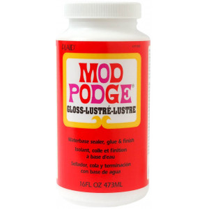 Medium Mode Podge 3w1, połysk - 236 ml