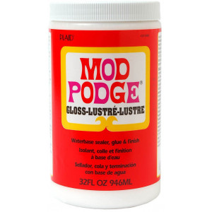 Medium Mode Podge 3w1, połysk - 473 ml