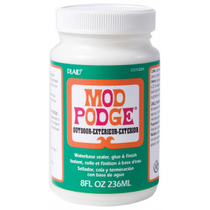Medium Mode Podge 3w1 do tkanin - 236 ml