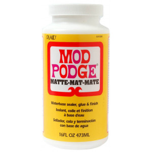 Medium Mode Podge 3w1, mat - 236 ml
