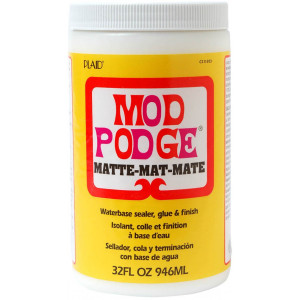 Medium Mode Podge 3w1, mat - 473 ml