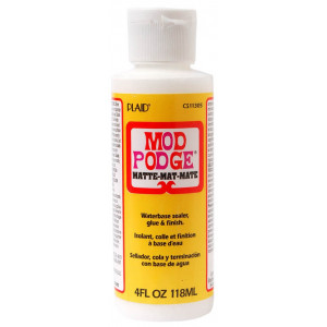 Medium Mode Podge 3w1, mat - 946 ml