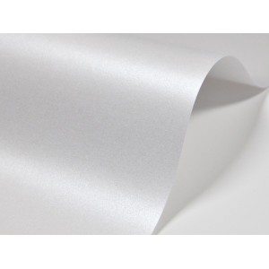 Papier Majestic - Marble White 120 g A4 20 ark.