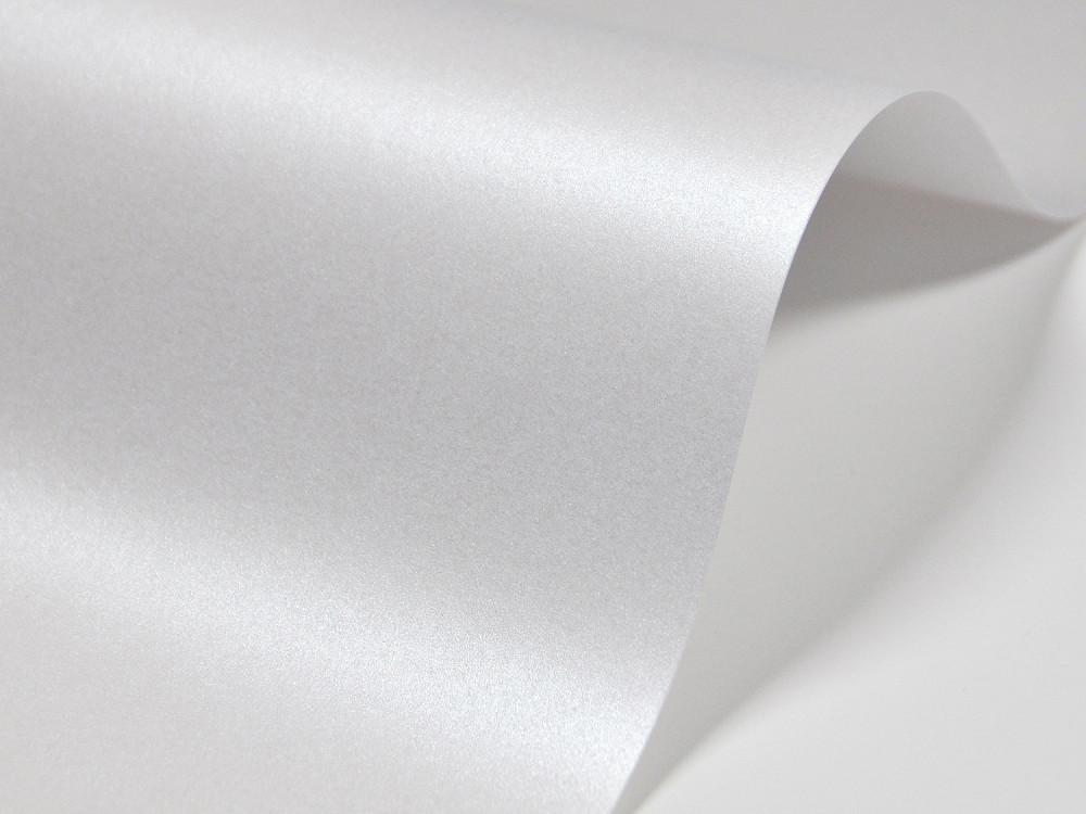 Papier Majestic 120g - Marble White, biały, A5, 100 ark.