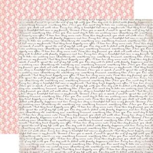Papier Echo Park - Wedding Bliss - Loving Words