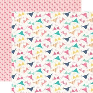 Papier Echo Park - Summer Dreams - 3 x 4 Journaling Cards