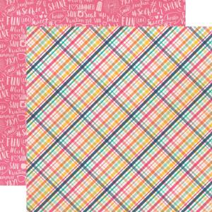 Papier Echo Park - Summer Dreams - Painted Strokes
