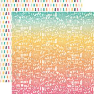 Papier Echo Park - Summer Dreams - Enjoy the Ride
