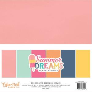 Zestaw papierów Echo Park - Summer Fun 30x30 cm