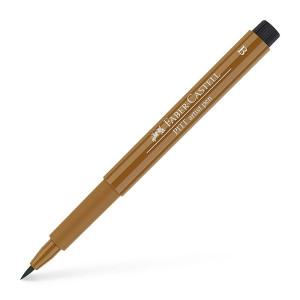 Pisak pędzelkowy Pitt Artist Pen, Green Gold 268 - Faber-Castell