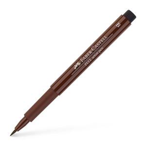 Pisak pędzelkowy Pitt Artist Pen, Walnut Brown 177 - Faber-Castell