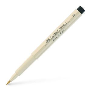 Pisak pędzelkowy Pitt Artist Pen, Warm Grey III 272 - Faber-Castell