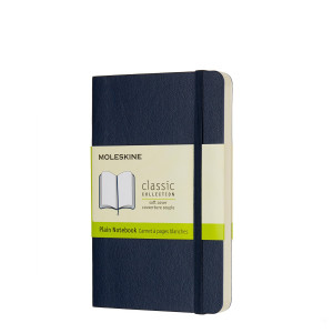 Notebook Moleskine Pocket Dotted Sapphire Soft
