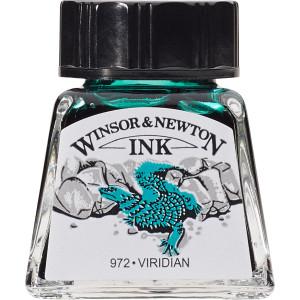 Tusz rysunkowy Winsor & Newton - Violet, 14 ml