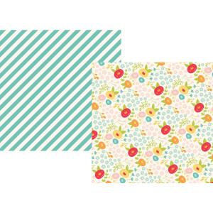 Papier Simple Stories - Domestic Bliss - 4 x 6 Vertical Elements