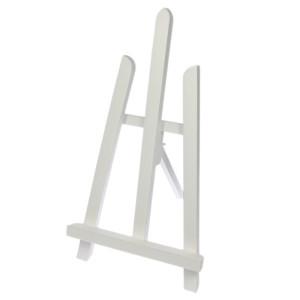 Sztaluga sosnowa stołowa, biała