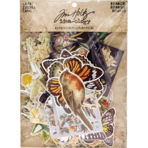 Zestaw kart do journalingu Idea-ology Tim Holtz - Collector