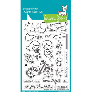 Stempel Lawn Fawn - Meow You Doin'