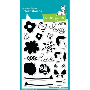 Stempel Lawn Fawn - Out of this world