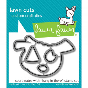 Lawn Fawn Dies - Sewn with love