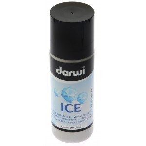 Farba Darwi Ice, efekt szronu 80 ml - Gold