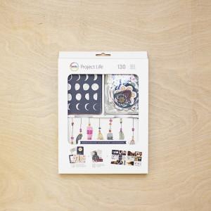 Zestaw kart i dodatków - Becky Higgins - Project Life - Sunkissed