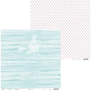 Papier 30 x 30 cm - Piątek Trzynastego - Summertime 03