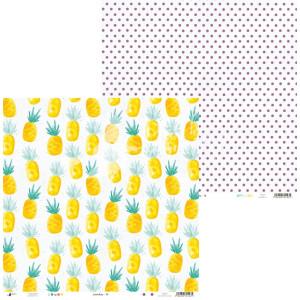 Papier 30 x 30 cm - Piątek Trzynastego - Summertime 05