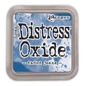 Poduszka z tuszem Distress Oxide - Ranger - Cracked Pistachio