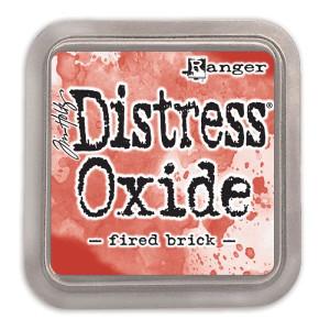 Poduszka z tuszem Distress Oxide - Ranger - Faded Jeans