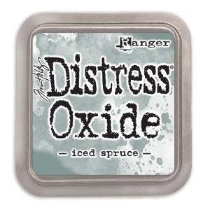 Poduszka z tuszem Distress Oxide - Ranger - Fossilized Amber