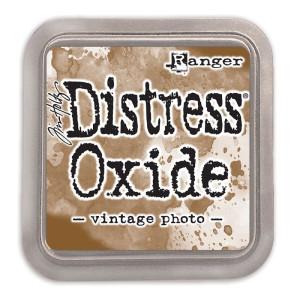 Poduszka z tuszem Distress Oxide - Ranger - Spiced Marmalade