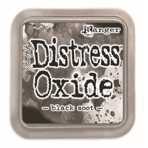 Poduszka z tuszem Distress Oxide - Ranger - Antique Linen