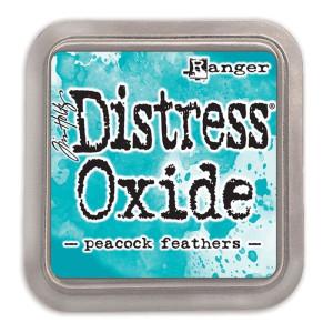 Poduszka z tuszem Distress Oxide - Ranger - Frayed Burlap