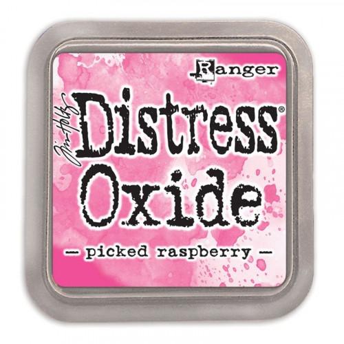 Poduszka z tuszem Distress Oxide - Ranger - Picked Raspberry