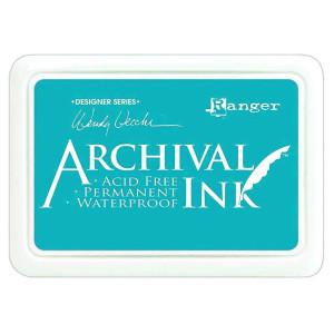 Archival Ink Pad - Poduszka z tuszem wodoodpornym - Leaf Green