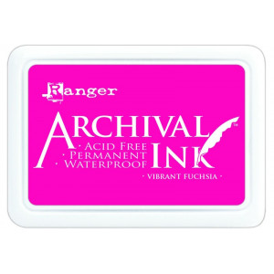 Archival Ink Pad - Paradise Teal - RANGER