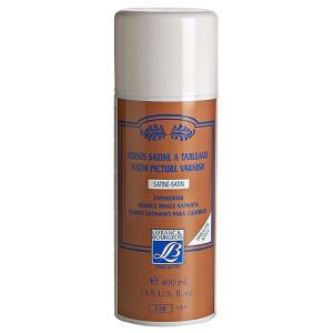 Werniks satynowy spray 400 ml L&B