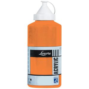 Farba akrylowa Lefranc - Louvre 750 ml Orange
